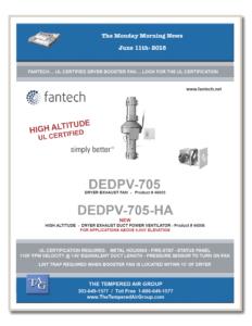 DEDPV-705 High Altitude